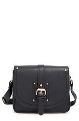 Sole Society 'Saylah' Structured Faux Leather Crossbody Bag