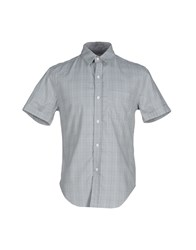 Band Of Outsiders Shirts Shirts Men Grey