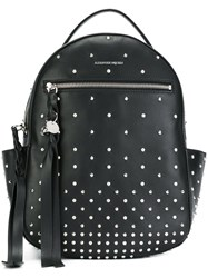 Alexander Mcqueen Studded Backpack Black