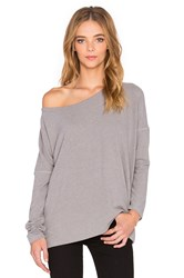 Saint Grace Omega Top Gray