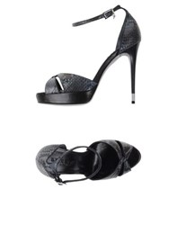 Dibrera By Paolo Zanoli Footwear Sandals Women Black