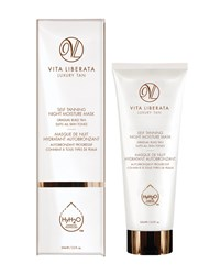 Self Tanning Night Moisture Mask 65 Ml Vita Liberata