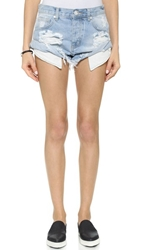 One Teaspoon Wilde Bandits Shorts