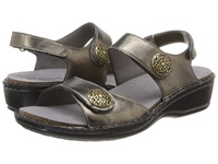 Aravon Candace Pewter Women's Sandals
