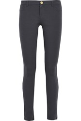 M Missoni Stretch Jersey Skinny Pants Dark Gray