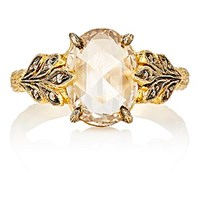 Cathy Waterman Women's Leafside Ring No Color