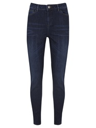 Mint Velvet Madison Skinny Jeans Blue