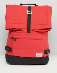 D Struct Backpack Red