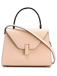 Valextra 'Iside' Tote Nude And Neutrals