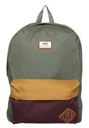 Vans Old Skool Ii Rucksack Anchorage Colorblock Oliv