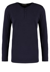 Solid Farzad Long Sleeved Top Insignia Blue