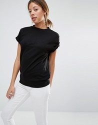 Cheap Monday Block Sweatshirt Black