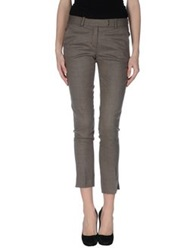 Rossopuro Casual Pants Grey