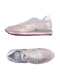 Primabase Footwear Low Tops And Trainers Women Light Pink