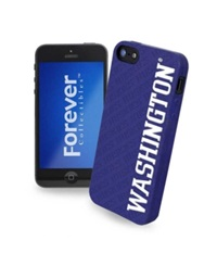 Forever Collectibles Washington Huskies Iphone 5 Case Purple