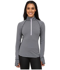 Mountain Hardwear Butterlicious Long Sleeve 1 2 Zip Top Black Phantom Purple Women's Long Sleeve Pullover Gray