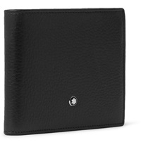 Montblanc Meisterstuck Full Grain Leather Billfold Wallet Black