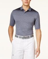 Greg Norman For Tasso Elba Men's Chevron Performance Polo Only At Macy's