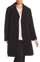Plus Size Women's Gallery Nepage One Button Coat