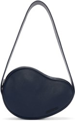 Jacquemus Blue Haricot Shoulder Bag