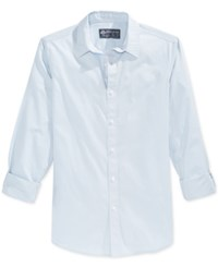 American Rag Men's Short Sleeve Shirt Only At Macy's Shaved Ice