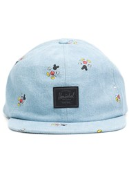 Herschel Supply Co. 'Mickey' Cap Blue