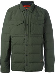 The North Face Padded Jacket Green