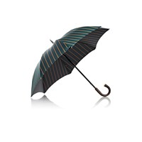 Barneys New York Striped Stick Umbrella Multi