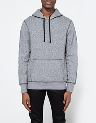 Reigning Champ Pullover Hoodie In E. Charcoal