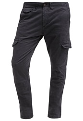 Jack And Jones Jack And Jones Jjglenn Milton Cargo Trousers Dark Navy Dark Blue