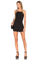 Sanctuary Lora Romper Black