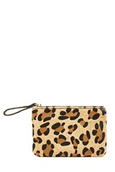 Forever 21 Leopard Print Coin Purse