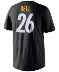 Nike Men's Le'veon Bell Pittsburgh Steelers Pride Player T Shirt Black