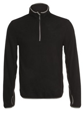 Your Turn Active Fleece Jumper Black
