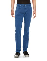 Hudson Jeans Blake Cotton Pants Blue