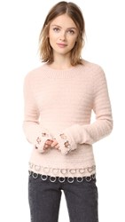 Rachel Comey Circuit Ring Pullover Blush