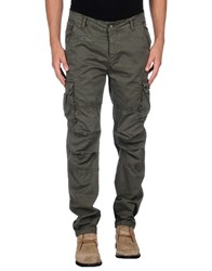Scout Trousers Casual Trousers Men Military Green