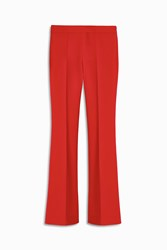 Victoria Beckham Sponge Flared Trousers