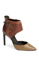 Dolce Vita Kyrena Pointy Toe Pump Brown