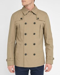 Selected Beige Bowery Pr Short Trench Coat