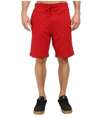 Nike Sb Everett Polka Dot Short Gym Red Men's Shorts