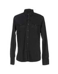 Htc Denim Shirts Steel Grey
