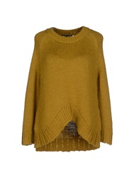 Theyskens' Theory Sweaters Gold