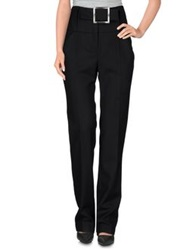 Amaya Arzuaga Casual Pants Black