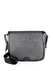 Gucci Gg Messenger Bag Black Rose