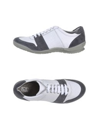 Ice Iceberg Low Tops And Trainers Lead