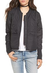 Cheap Monday Women's 'Parole' Quilted Bomber Jacket