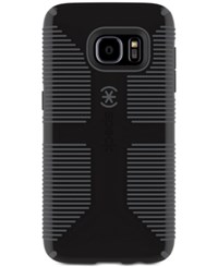 Speck Candyshell Grip Phone Case For Samsung Galaxy S7 Black Slate Grey
