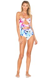 6 Shore Road Waterside One Piece Swimsuit White