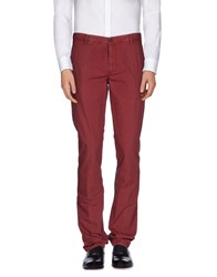 Etro Trousers Casual Trousers Men Maroon